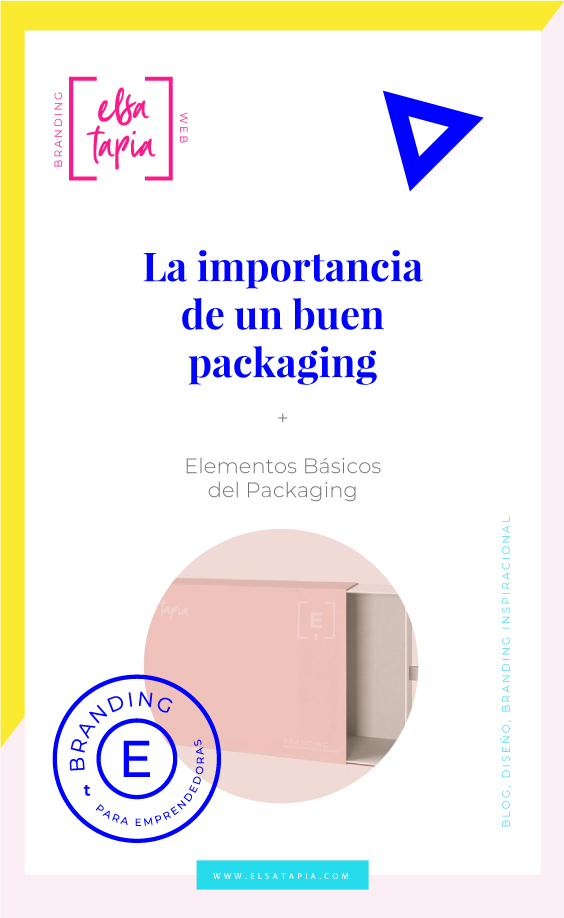 La importancia de un buen packaging